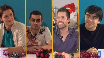 JVL - L'émission #11 : Bilan Xbox One et WiiU/3DS, Hits de Noël, Moments forts de l'année,... de