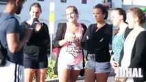Getting Girls With Magic Public Prank Kissing Strangers Best Pranks 2014