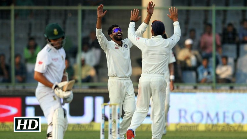 IND vs SA 4th Test Day 2 Match Recap Ravindra Jadeja 5-30