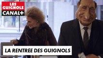 La rentrée des Guignols - L'invitée surprise - Les Guignols - CANAL+