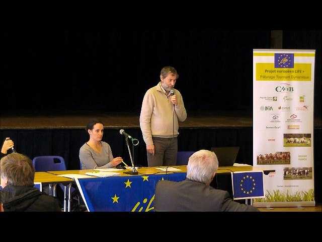 Présentation des actions de l'INRA - Séminaire Life PTD du 15 Octobre 2015 au Tallud (79)