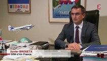 Complément d'enquête. Le DRH d'Air France agressé s'exprime pour la première fois à la télévision
