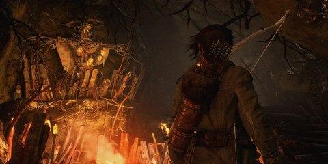 Rise of the Tomb Raider- Baba Yaga Trailer