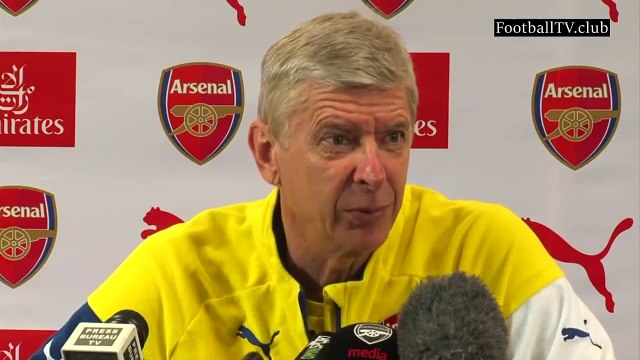 Arsene Wenger on reports Petr Cech could be heading to Arsenal