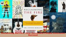 Download  Reclaiming the Fire How Successful People Overcome Burnout PDF Online