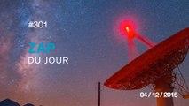 ZAP DU JOUR #301 : La réaction de l'équipe Blue Origin lors de l'atterrissage de leur fusée / Petit coup de stress /