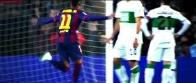 Messi-Suarez-Neymar ∣ TOP 10 Goals 20142015 ∣ MN compilation, HD