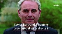 Le parcours politique de Xavier Bertrand