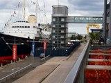 Royal Yacht Britannia - Edinburgh , Scotland