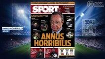 La presse espagnole démolit Florentino Pérez_ la virée nocturne de Diego Cost