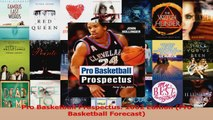 Read  Pro Basketball Prospectus 2002 Edition Pro Basketball Forecast Ebook Online