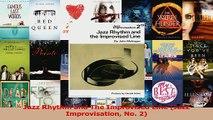 Read  Jazz Rhythm and The Improvised Line Jazz Improvisation No 2 PDF Free