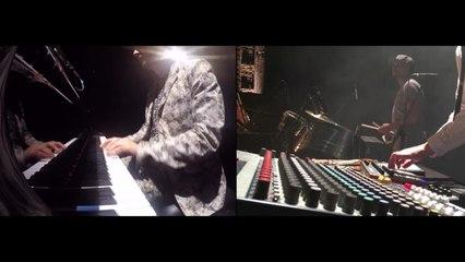 Aron Ottignon Ft. Rodi Kirk , Samuel Dubois - Waterfalls & Waves - Live In Paris