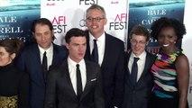 The Big Short Premiere Red Carpet - Christian Bale, Steve Carell, Ryan Gosling, Karen Gill