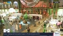La Minute Verte: Le Grand Palais présente l'exposition Solutions COP21 – 04/12