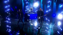 3 Shades of Blue  Pop Rock Band Covers  Chains  by Nick Jonas – America s Got Talent 2015