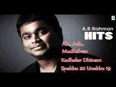 A R Rahman Hits Hits of A R Rahman