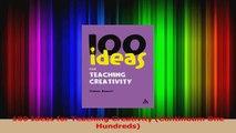 100 Ideas for Teaching Citizenship (Continuum One Hundreds)