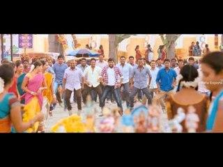 Vaanathile - Video Song Bramman | Sasikumar | Lavanya Tripathi | Santhanam | Soori