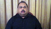 Quaid-e-Tehreek Altaf Hussain Offers Fateha for MQM Martyrs