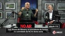 Título por fax? Ex-presidente do Santos fala sobre a unificação dos títulos nacionais