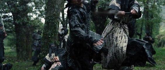 MEMORIES OF THE SWORD Trailer (2015)