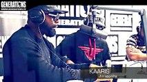 Kaaris - J'M'apprête (Live des studios de Generations)