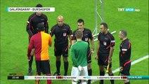 Galatasaray - Bursaspor genis ozet
