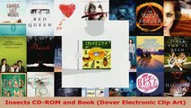 Read  Insects CDROM and Book Dover Electronic Clip Art PDF Free