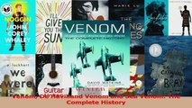 PDF Download  Venom De Havilland Venom and Sea Venom The Complete History Download Full Ebook