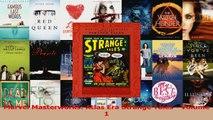 Read  Marvel Masterworks Atlas Era Strange Tales  Volume 1 Ebook Free