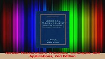 Download  Aerosol Measurement Principles Techniques and Applications 2nd Edition Ebook Free
