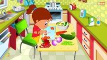 Why Do Onions Make You Cry? - I Wonder Why - Animated Educational Video For Kids