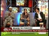 3.Dr. Zakir Naik, Shahrukh Khan, Soha Ali Khan-on (NDTV) with-Barkha Dutt
