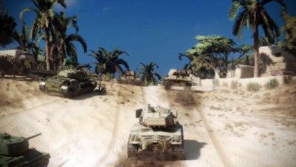 Gameplay Trailer  de World of Tanks