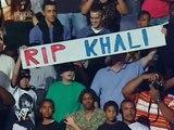 Undertaker vs The Great Khali Smackdown 08/18/2006