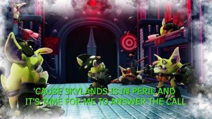 Christmas Carol  de Skylanders SuperChargers