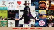 Read  Death The High Cost of Living Ebook Free