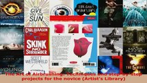 Download  The Art of Airbrushing Techniques and stepbystep projects for the novice Artists Ebook Free
