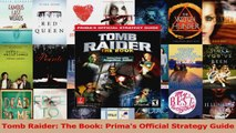 Read  Tomb Raider The Book Primas Official Strategy Guide Ebook Online