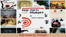 Download  Easy Duets for Trumpet PDF Online