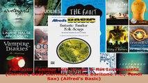Download  Fantastic Familiar Folk Songs Bflat Instruments Clarinet Bass Clarinet Cornet Baritone PDF Free