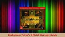 Read  Darkstone Primas Official Strategy Guide Ebook Free
