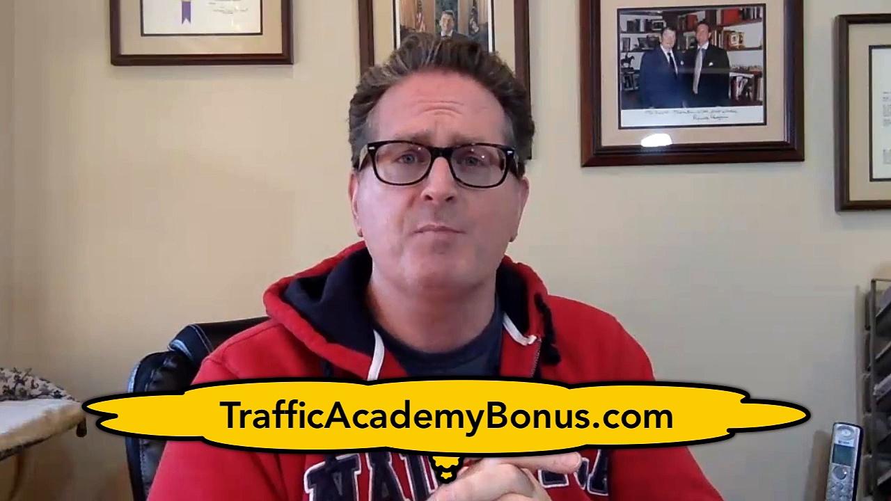 Best High Traffic Academy 3 Bonus Ever Before