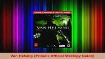 Read  Van Helsing Primas Official Strategy Guide Ebook Free