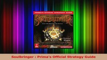 Read  Soulbringer  Primas Official Strategy Guide Ebook Free