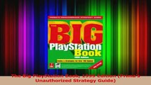 Read  The Big PlayStation Book 1999 Edition Primas Unauthorized Strategy Guide Ebook Free
