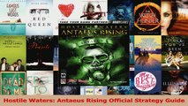 Download  Hostile Waters Antaeus Rising Official Strategy Guide Ebook Free