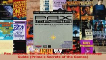 Read  Pax Imperia Eminent Domain The Official Strategy Guide Primas Secrets of the Games PDF Online