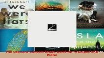 Download  Hal Leonard Concert Etude Op49 for Trumpet And Piano PDF Online